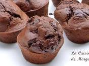 Muffins chunky chocolat