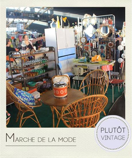 Marché de la mode vintage session 2013