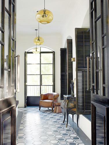 carreaux de ciment le charme de l ancien devient contemporain d couvrir. Black Bedroom Furniture Sets. Home Design Ideas