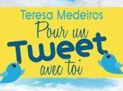 Pour tweet avec Teresa Medeiros
