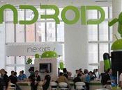 Google millions d'Android activés jour