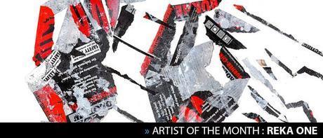 Artist of the month, RekaOne