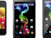 Archos firme lance gamme smartphone