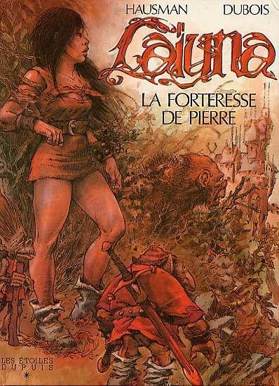Laiyna, de Hausman et Dubois, jalon oublié de la bande dessinée fantasy franco-belge