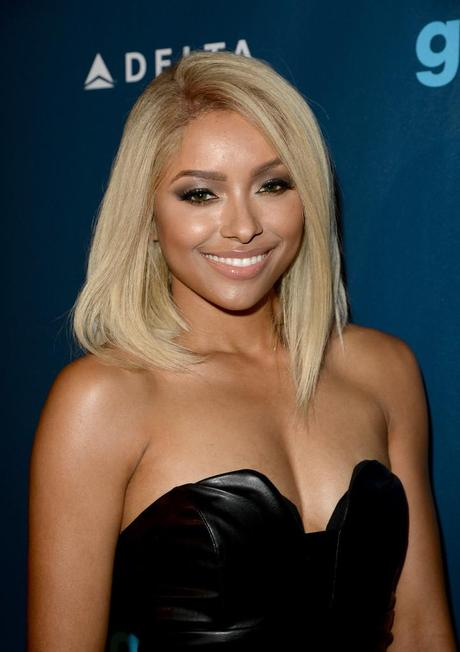 Kat Graham - 24th Annual GLAAD Media Awards Presented By Ketel One And Wells Fargo - Red Carpet