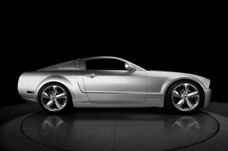 Ford mustang silver edition american way of drive  3