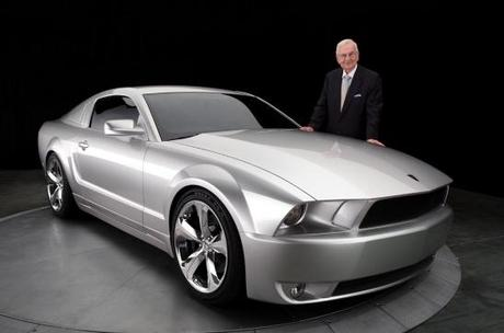 Ford mustang silver edition american way of drive  4