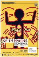 Keith Haring - Expo The Political Line