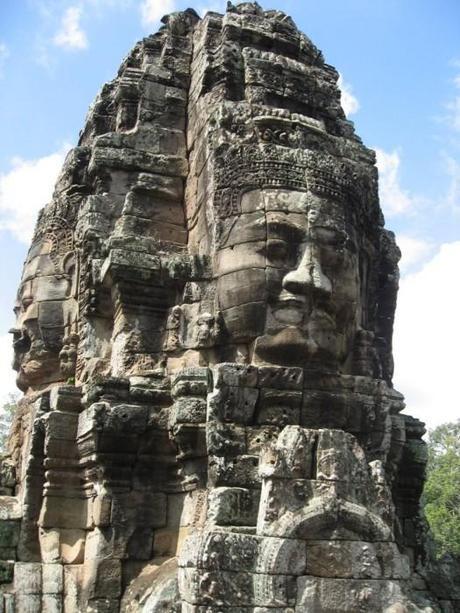 L'Histoire et le Mystère imprègnent les temples d'Angkor