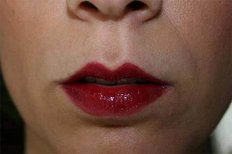 Ces encres à lèvres qui me laissent bouche bée... C'est agnes b - Poulette Blog