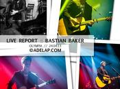 Live Report Bastian Baker L'Olympia