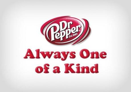Dr Pepper slogan
