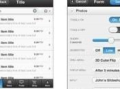 Développement mobile facile