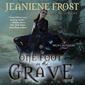 Night Huntress Foot Grave Jeaniene Frost (Audiobook