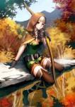 Image attachée : Dragon's Crown : l'elfe sort des bois