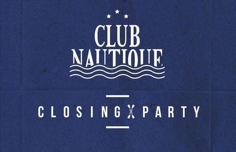 illus - Club Nautique Closing Party