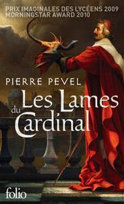 Les Lames du Cardinal, de Pierre Pevel