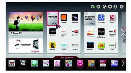 Application LG TV Remote