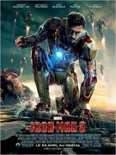 Cinéma L'écume des jours / Iron Man 3