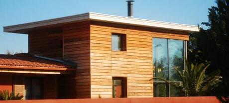 Performance énergétique d'une maison en bois