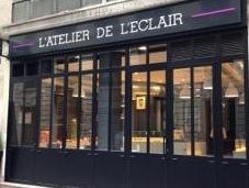 manger meilleurs éclairs Paris