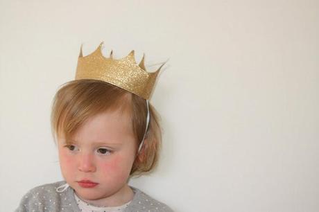 J'ai une princesse à la maison, mais une têtue de princes...