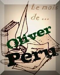 Bilan du mois d'Oliver Peru