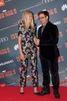 Iron Man 3 - Robert Downey Jr et Gwyneth Paltrow 2