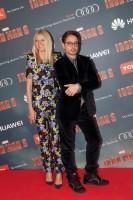Iron Man 3 - Robert Downey Jr et Gwyneth Paltrow 0