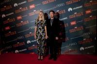 Iron Man 3 - Robert Downey Jr et Gwyneth Paltrow 4