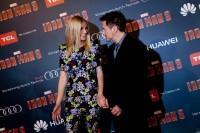 Iron Man 3 - Robert Downey Jr et Gwyneth Paltrow 3
