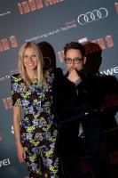 Iron Man 3 - Robert Downey Jr et Gwyneth Paltrow 1