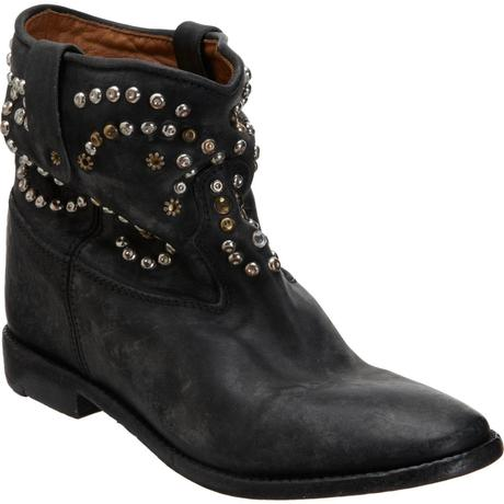 Fashion Fixette : Les Boots Caleen d'Isabel Marant...