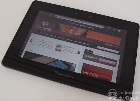 Le PDG de BlackBerry remet en cause une Playbook 2