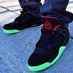 "Air Jordan IV Yeezy 2 ""4eezy"" Customs"