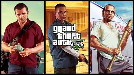GTA 5 – Trailers de Michael, Franklin et Trevor