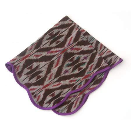 manami ikat napkins Zojora    travel inspired