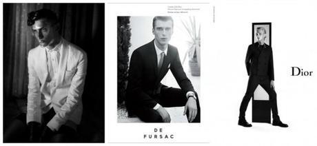 McQ, De Fursac et Dior Homme tous unis contre la couleur