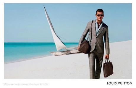 Plage abandonnée (etc etc) par Louis Vuitton
