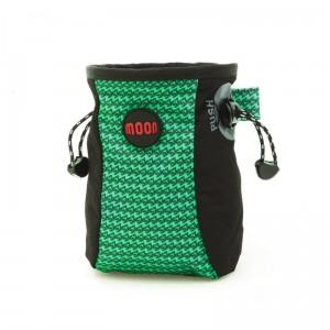 sport chalk bag moon climbing