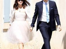 Photos: mariage intimiste Keira Knightley James Righton
