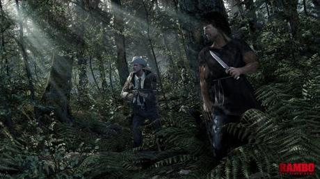 Rambo s'illustre avec quelques screens