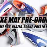 Nike Footwear Mai 2013 / Pré-commande End