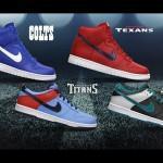 Nike Dunk NFL Pack