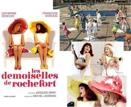 les demoiselles de rochefort expo jacques demy cinémathèque paris