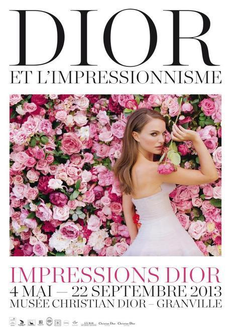 Exposition : Impressions Dior, Dior et L'impressionnisme