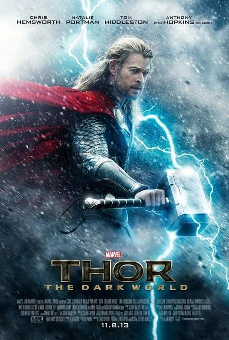 thor dark-world_poster