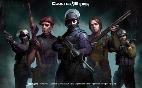 NEXON Europe lance la Beta Ouverte de Counter-Strike Online en Turquie‏