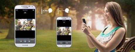 Galaxy S4: Samsung Smart Pause, vos yeux sont vos doigts...