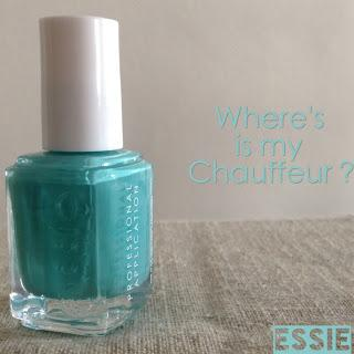 〖#8〗 Where's My Chauffeur ? By Essie®